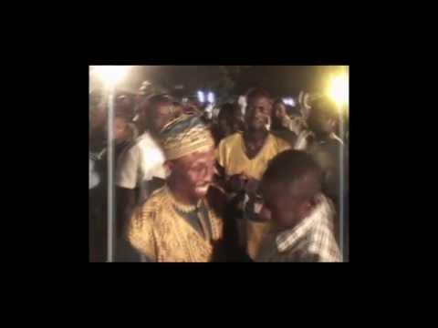 nana kwaku bonsam in ghana tv for powers