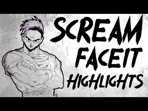 CS:GO | SCREAM BEST FACEIT PLAYS - JUNE 2017
