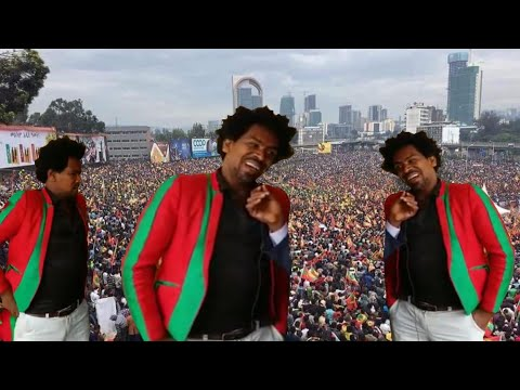 Mogoroo Jifar Oromo music on stage Simannaa ABO irratti thumbnail