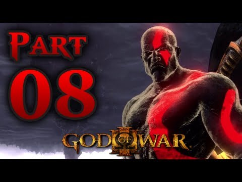 God Of War III 3 – Path of Eos/Caverns (Fear Kratos)