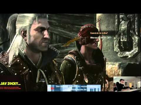 Jay Zockt...the Witcher 2 (3) Xbox360 video