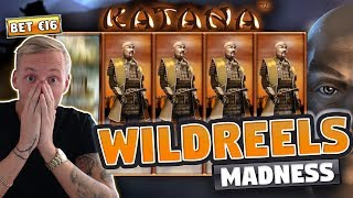 HUGE WIN!! Katana Big Win - Casino Games - online casino (16€ bet)