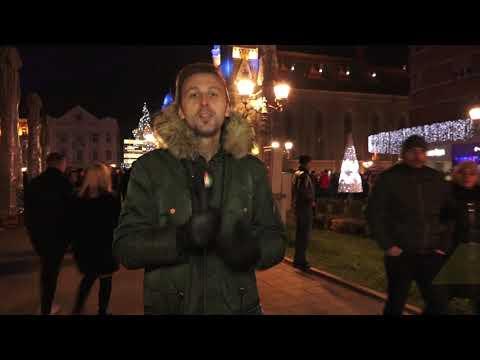 2020.01.01. A Bajaga és Mahmut Orhan szórakoztatta az újvidékieket