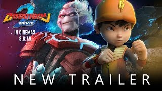 BoBoiBoy Movie 2 | NEW OFFICIAL TRAILER - In Cinemas August 8!