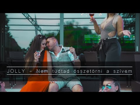 Jolly - Nem Tudtad összetörni A Szívem (Official Music Video)