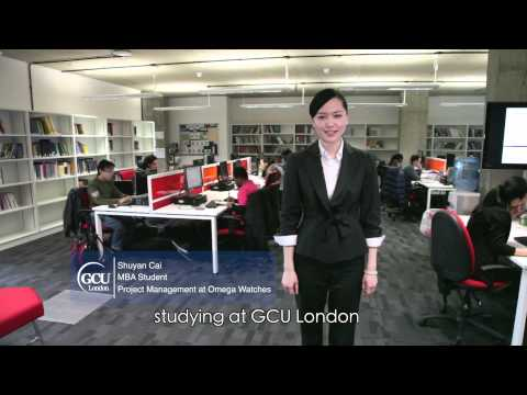 MBA Luxury Brand Marketing  GCU London