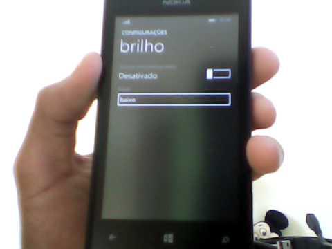 Dicas de como prolongar a bateria do NOKIA Lumia 520. na atualização 8.1