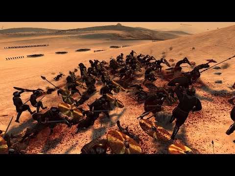 Attila Total War Элитные Персидские Лучники