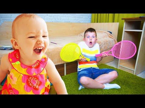 Куда ПРОПАДАЮТ вещи??? Матвей открыл ТАЙНУ! Видео для детей Video For Kids Матвей Котофей для детей