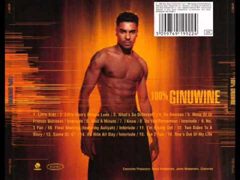 Ginuwine - Two Sides To A Story (Instrumental)
