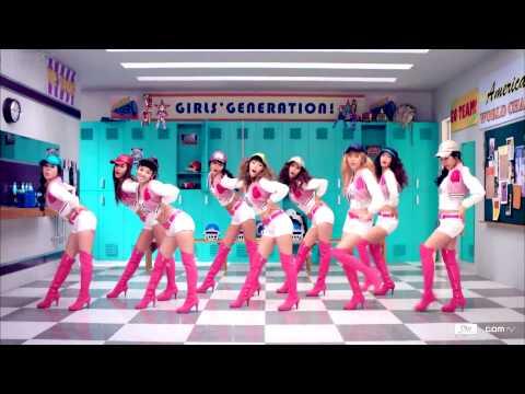 [1080p] Girls' Generation (SNSD) - Oh! (오!)