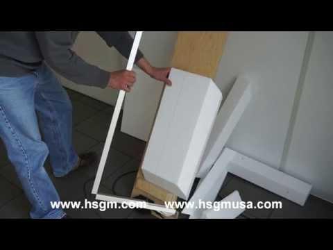 HSGM Styro Cut Profi 10020