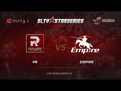 PR vs Empire, SLTV Europe Season 11, Last Day, Game 4