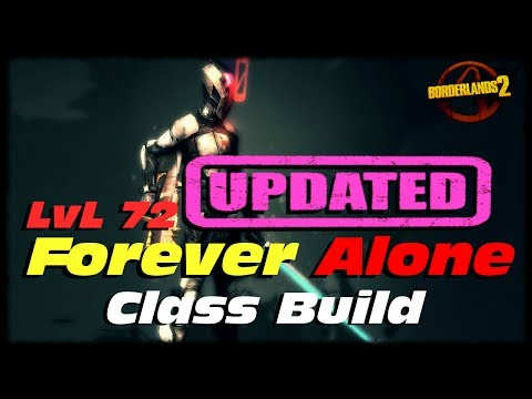 Borderlands 2 Updated Lvl 72 Forever Alone Massive Fire Rate Infinity Zer0 Digistruct Build Guide!