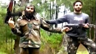Burhan Wani, The Hizbul Poster Boy Killed in an Encounter with Army in J&K