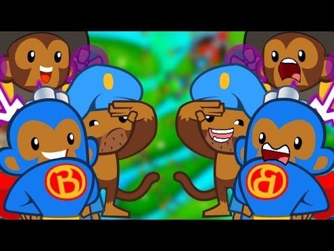 Bloons TD Battles - COPY THE OPPONENT! - Epic Bloons TD Battles Spying Troll