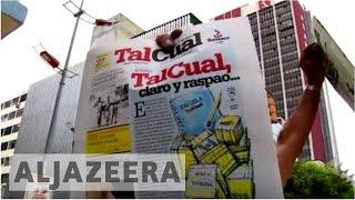 Venezuela's Maduro: Fighting a losing media war? - The Listening Post (Full)