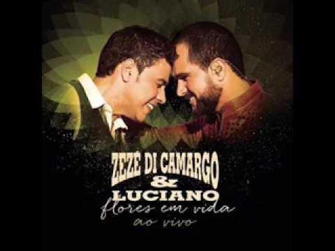 Zezé Di Camargo E Luciano (2015) - Flores Em Vida - Ao Vivo (CD)