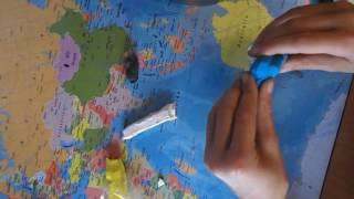 jak zrobić minionka z plasteliny