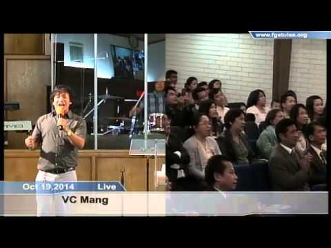 VC Mang @ FGATulsa Oct 19,2014