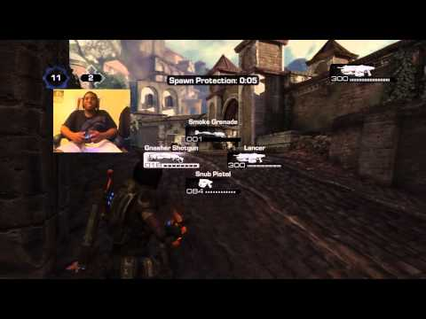 Gears Of War 3 w/R1CHARD x 617 & xB0R1CUAx 617