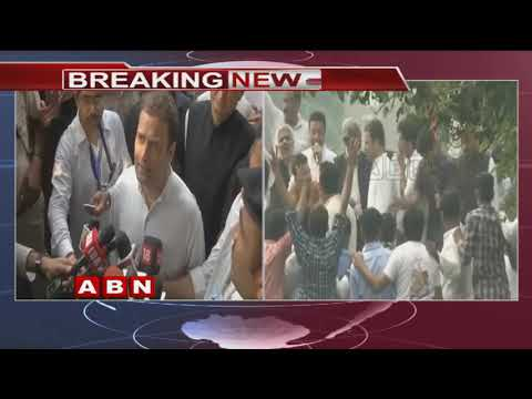 Illegal Removal of CBI chief is an Insult to Constitution says Rahul Gandhi