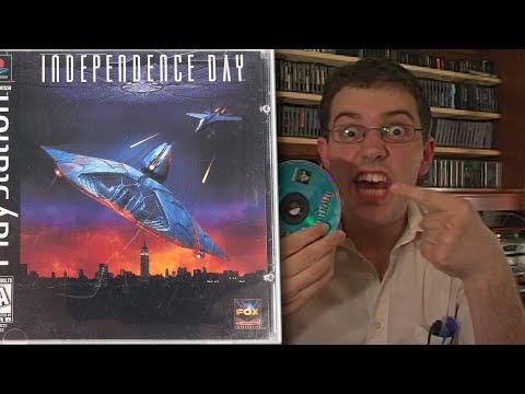 Independence Day - Angry Video Game Nerd