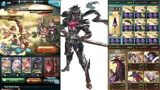 Granblue Fantasy ???? - Nicholas/Shiro Showcase vs Apollo Impossible