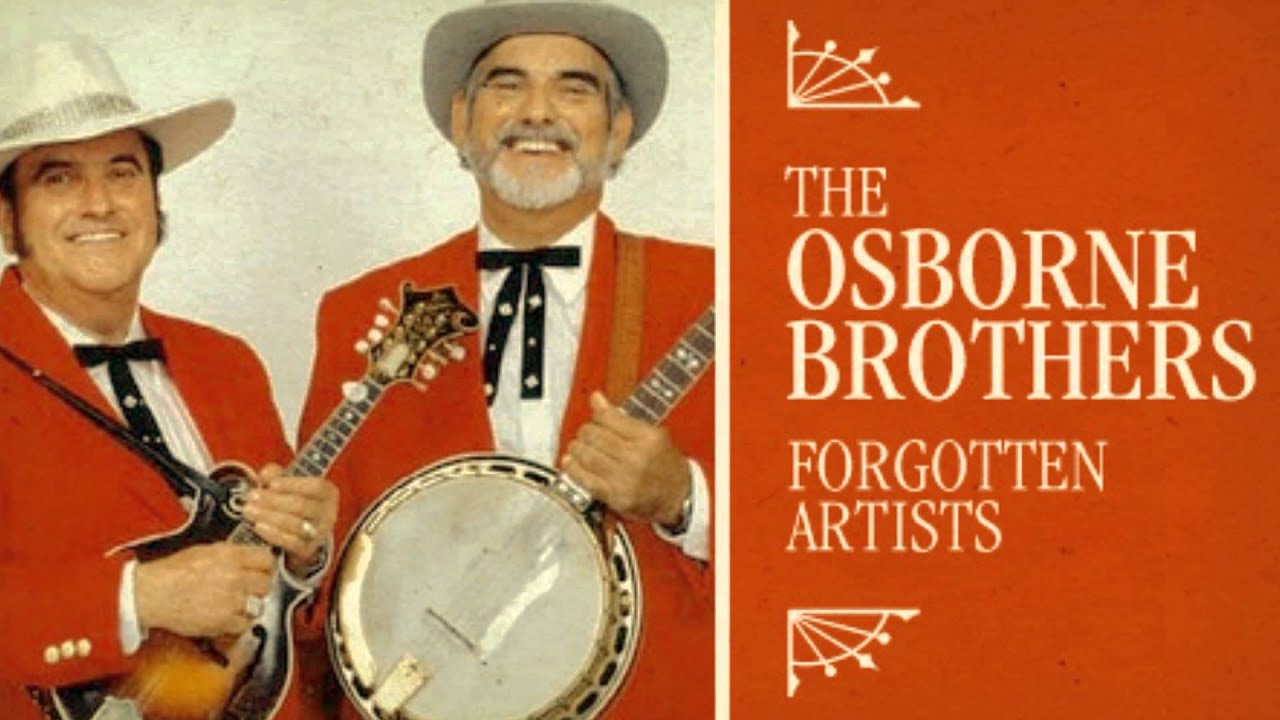 The Osborne Brothers Sweethearts Again - There's A Woman Behind Every Man