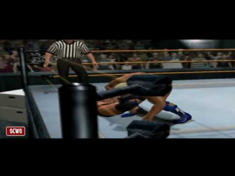 WWE Smackdown vs Raw 2009 - PS2 - Cheat Codes 10/10 - Ric Flair and Hornswoggle