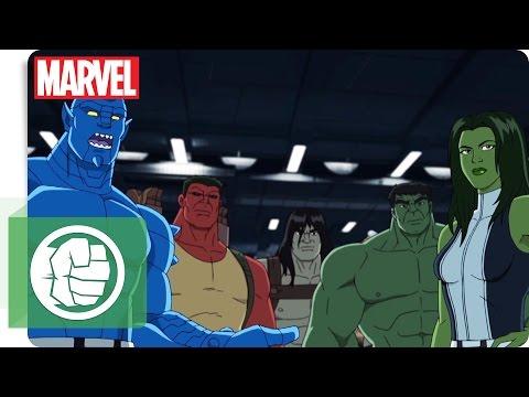 Hulk und das Team S.M.A.S.H. - Top Secret  | Marvel HQ Deutschland