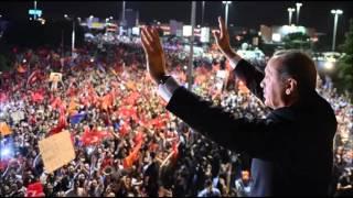 AK Parti Recep Tayyip Erdoğan Şarkısı (Uğur Işılak) Dombra