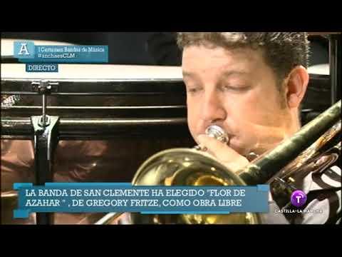 Ancha es Castilla-La Mancha - I Certamen Regional de Bandas de Música. 06.07.2014