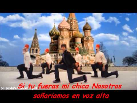 Big Time Rush - If I Ruled The World Subtitulado En Español Music Videos