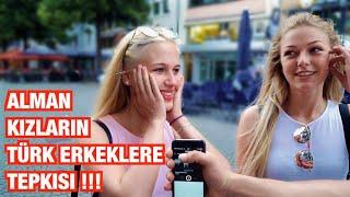 ALMAN Kızları TÜRK Erkeğini 3 Kelime Ile Anlattı!!! | İNANILMAZ KOMİK!!!