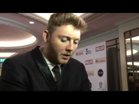 James Arthur inspired by Amy Winehouse