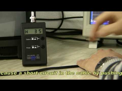 Coaxial Cable Length Meter Tutorial CLM1