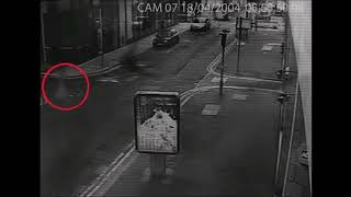 2 Scary Ghost Shape Footage Caught On Camera V2