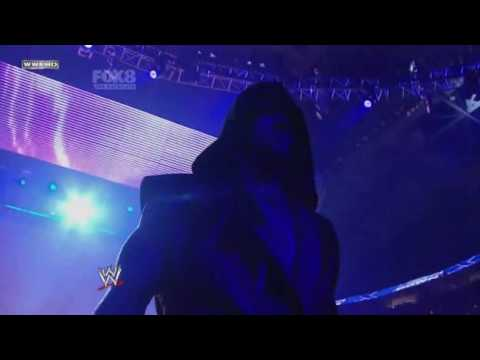 Wwe The Undertaker Returns To Smackdown (5 28 2010) Entrance video