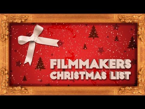 The 2015 Filmmaker's Christmas List