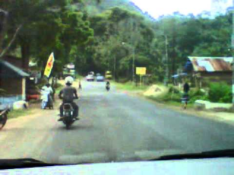 Indonesia-minang Kabau: Nostalgia Song On Road Whi video