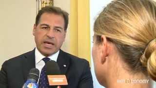 Siglato accordo tra Banca Popolare di Vicenza e Confprofessioni - Intervista del 29/07/2014