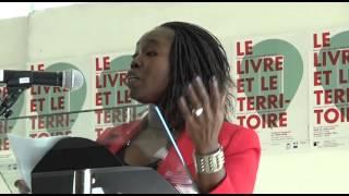 Journées alsaciennes du livre 2014 - Conférence inaugurale Fatou Diome