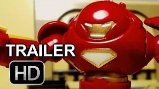 Avengers: Age of Ultron - Teaser Trailer IN LEGO
