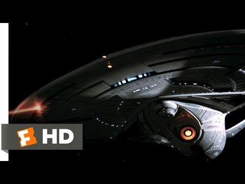 Star Trek: First Contact (1/9) Movie CLIP - It's The Enterprise (1996) HD