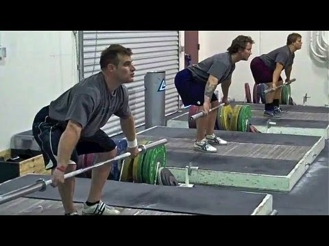 Snatch, Part 2, How To, Olympic Weightlifting Image 1