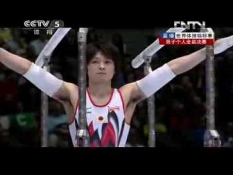 Men's AA Final [FULL VERSION] - The 2013 Antwerp World Championships Artistic Gymnastics