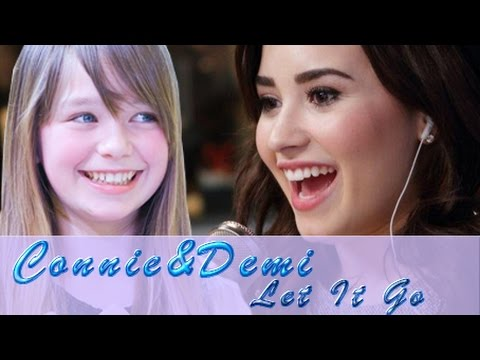 Connie Talbot & Demi Lovato - Let It Go