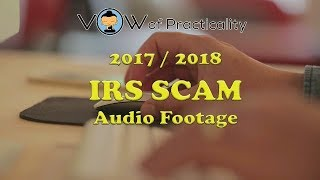 I called an IRS Scammer... and here's what happened.