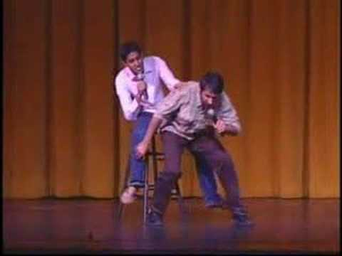 Skit-Indian Father forces son to dance PARIandHARVIN.com